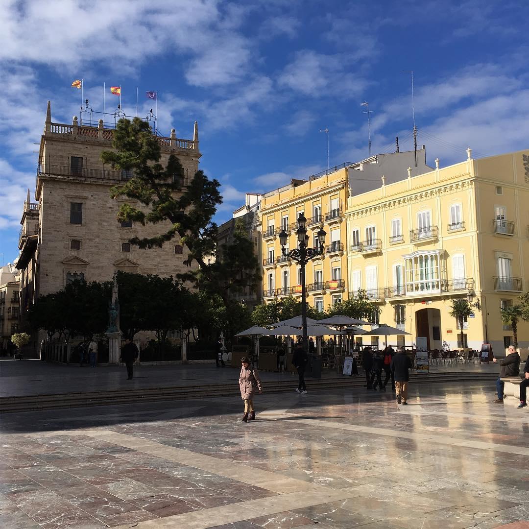 Trip to Valencia